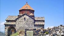 Day Trip: Tsaghkadzor Cablecar, Kecharis Monastery, Lake Sevan, Sevanavank from Yerevan, Yerevan,...