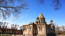 Echmiadzin Mother Cathedral - Hripsime Church - Gayane Church and Zvartnots Temple from Yerevan, ...