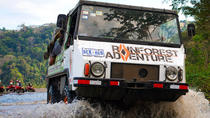 Rainforest Adventure Booze Cruise, Jaco, 4WD, ATV & Off-Road Tours
