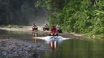 Three Hour ATV Tour through Costa Rican Rainforest, Jaco, 4WD, ATV & Off-Road Tours