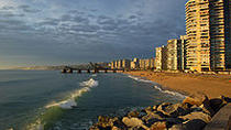 Private Tour: Vina Del Mar and Valparaiso Day Trip from Santiago, Santiago