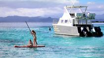 Fiji Island Excursion Day Cruise by Catamaran, Pacific Harbour, Catamaran Cruises
