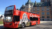Excursión en autobús con paradas libres de Quebec, Quebec City, Hop-on Hop-off Tours