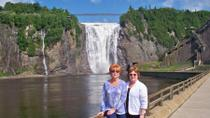 Half-Day Trip to Montmorency Falls and Ste-Anne-de-Beaupré from Quebec, Quebec City, null