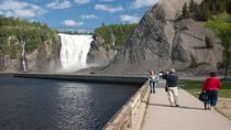 Quebec City Shore Excursion: Half-Day Tour to Montmorency Falls and Ste-Anne-de-Beaupré, Quebec ...