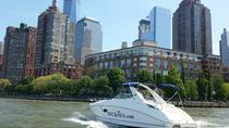 Recorrido en barco privado en Nueva York, New York City, Sailing Trips