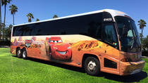 Disneyland Resort Express: Airport Transfers between Los Angeles Airport and Anaheim Resort Area,...