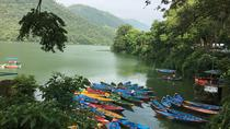 Explore Fewa Lake on rowing boat with family and friends, Pokhara, Day Trips