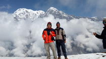 Mardi Himal Base Camp Trek 4500 Meteres, Pokhara, Hiking & Camping