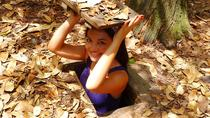 Cu Chi Tunnels Private Tour from Phu My Port, Vung Tau, Ports of Call Tours