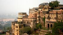 Private Day Trip of Neemrana Fort-Palace Including Zip Line and Camel Cart Ride, New Delhi, Private...