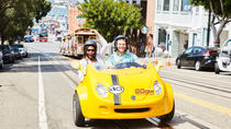 Tour met GoCar door San Francisco, San Francisco, Self-guided Tours & Rentals