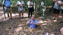 Private Day Trip to Cao Dai Temple and Cu Chi Tunnels from HCM City, Ho Chi Minh City, Day Trips