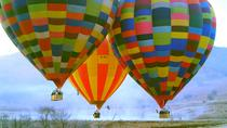 Sunrise Balloon Safari with Breakfast from Magaliesburg, Johannesburg, Private Sightseeing Tours