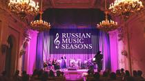 Russian Music Seasons, St Petersburg, Theater, Shows & Musicals