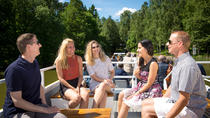 Helsinki Super Saver: Panorama Sightseeing Bus Tour and Canal Cruise, Helsinki, Day Cruises