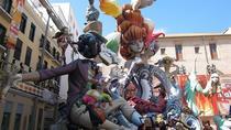 FALLAS Tour in Valencia with BIKE RENTAL, Valencia, Bike Rentals