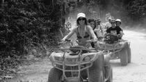 ATV and Cenote Tour from Playa del Carmen with Lunch, Playa del Carmen, 4WD, ATV & Off-Road Tours