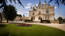 Wine-Making Workshop with Bordeaux Wine Tasting and Visit of the Chateau Pape Clement in Pessac