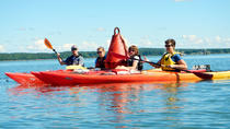 Muffins on an Island Sea Kayak Tour in Casco Bay, Portland, Kayaking & Canoeing