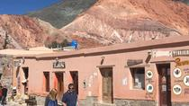 Excursion to Humahuaca & Purmamarca with 7-color Hill, from Salta, Salta, Cultural Tours