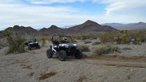 Extreme RZR-tour door Hidden Valley en Primm Valley vanuit Las Vegas, Las Vegas, 4WD, ATV en off-roadtours
