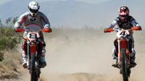 Hidden Valley and Primm Extreme Dirt Bike Tour, Las Vegas, Adrenaline & Extreme
