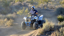 Tour per ATV naar Hidden Valley en Primm, Las Vegas, 4WD, ATV en off-roadtours
