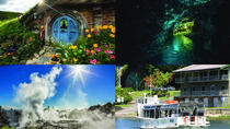 2-Day Hobbiton, Waitomo Caves, Rotorua Geothermal Valley & Hamilton Gardens, Auckland, Multi-day ...