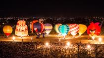 3 Days Zuru Nightglow Hot Air Balloon Festival, Hobbiton,Te Puia & Waitomo Caves, Auckland, ...