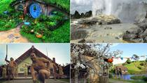 Hobbiton Movie Set and Rotorua's Geothermal Valley Tour departing Auckland, Auckland, Movie & TV...