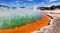Waiotapu Thermal Wonderland & Hobbiton Movie Set - Excursion from Auckland, Auckland, Movie & TV ...