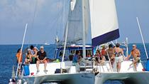 Catamaran Sail and Snorkel Tour in Cozumel, Cozumel