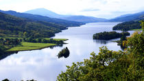 The Queens View Pitlochry and the Sma Glen Panoramic Tour from St. Andrews, Edinburgh, Day Trips