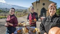 Barefoot on Etna Slope: Sicilian Countryside Private Tour and Picnic at Rural Farmhouse from...