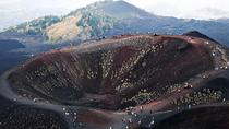 Private tour from Messina: Etna Volcano and Winery Visit with Food and Wine Tasting, Messina, ...