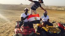 ATV at Giza Pyramids, Cairo, 4WD, ATV & Off-Road Tours