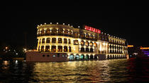 Book Nile Maxim Luxury dinner Cruise on the Nile river included pick & drop off, Cairo