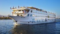 Nile Cruise 5 Days 4 Night from Aswan to Luxor and sightseeing, Cairo, Day Cruises
