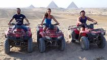 Quad Bike at Giza Pyramids and Camel Ride during sunset, Giza, Nature & Wildlife
