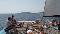 Skyline Sailing in Barcelona