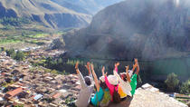 Full Day Tour: Sacred Valley, Chinchero Textile Center, Maras, Moray and Ollantaytambo from Cusco, ...