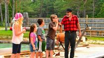 Lumberjack Show Tickets, Mackinaw City
