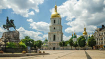 Group guided tour St Sofia Cathedral Golden Domed St Michael Monastery and St Volodymyr Cathedral, ...