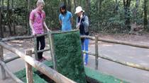 Cu Chi Tunnels full day tour by boat & bike