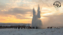 Golden Circle Classic Day Tour from Reykjavik with Live Guide and Touch-Screen Audio Guide, ...
