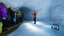 Into the Glacier Ice Cave Tour and Lava Cave Day Trip from Reykjavik with Live Guide and ...