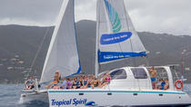 Private Day Sail in the British Virgin Islands, British Virgin Islands, Sailing Trips