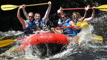 Poconos Weekend Dam Release Whitewater Rafting Adventure, Les Poconos