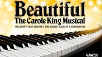 Beautiful: The Carole King Musical at the Aldwych Theatre in London, London